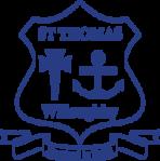 St Thomas primary logo